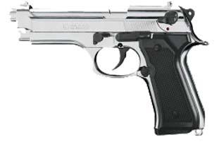 Connaissez-vous le pistolet à blanc ?