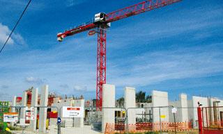 La barriere amovible : une protection de chantier efficace.