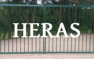 Connaissez-vous la barrière Heras ?