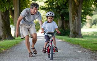 Trois astuces pour rouler sur le velo pour enfant !