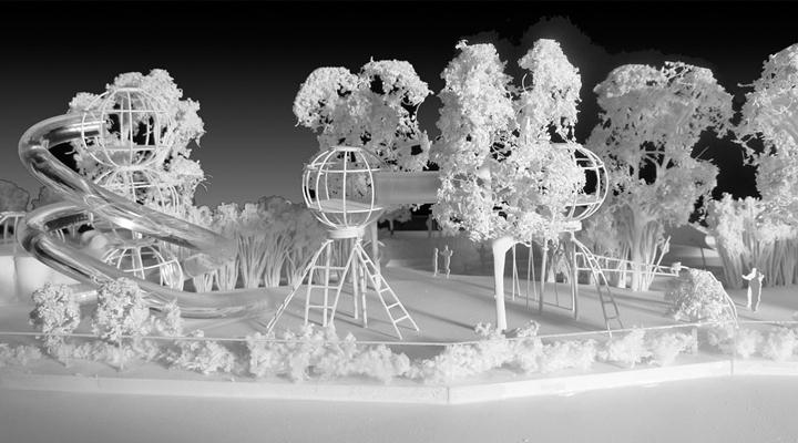 maquette-urbanisme