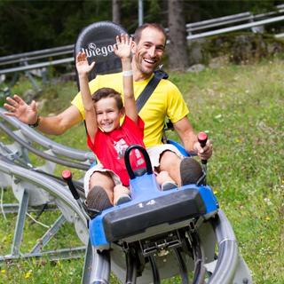 Pourquoi pratiquer la luge d'été à Chamonix ?