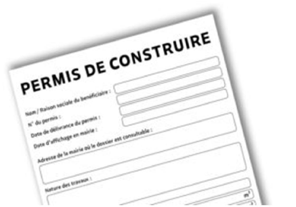 Le permis de construire pour l'aménagement des combles