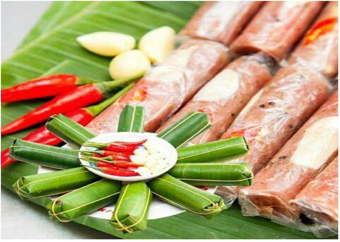 Voyager à Hué, Vietnam et déguster le nem chua – un plat typique aux saveurs étonnantes