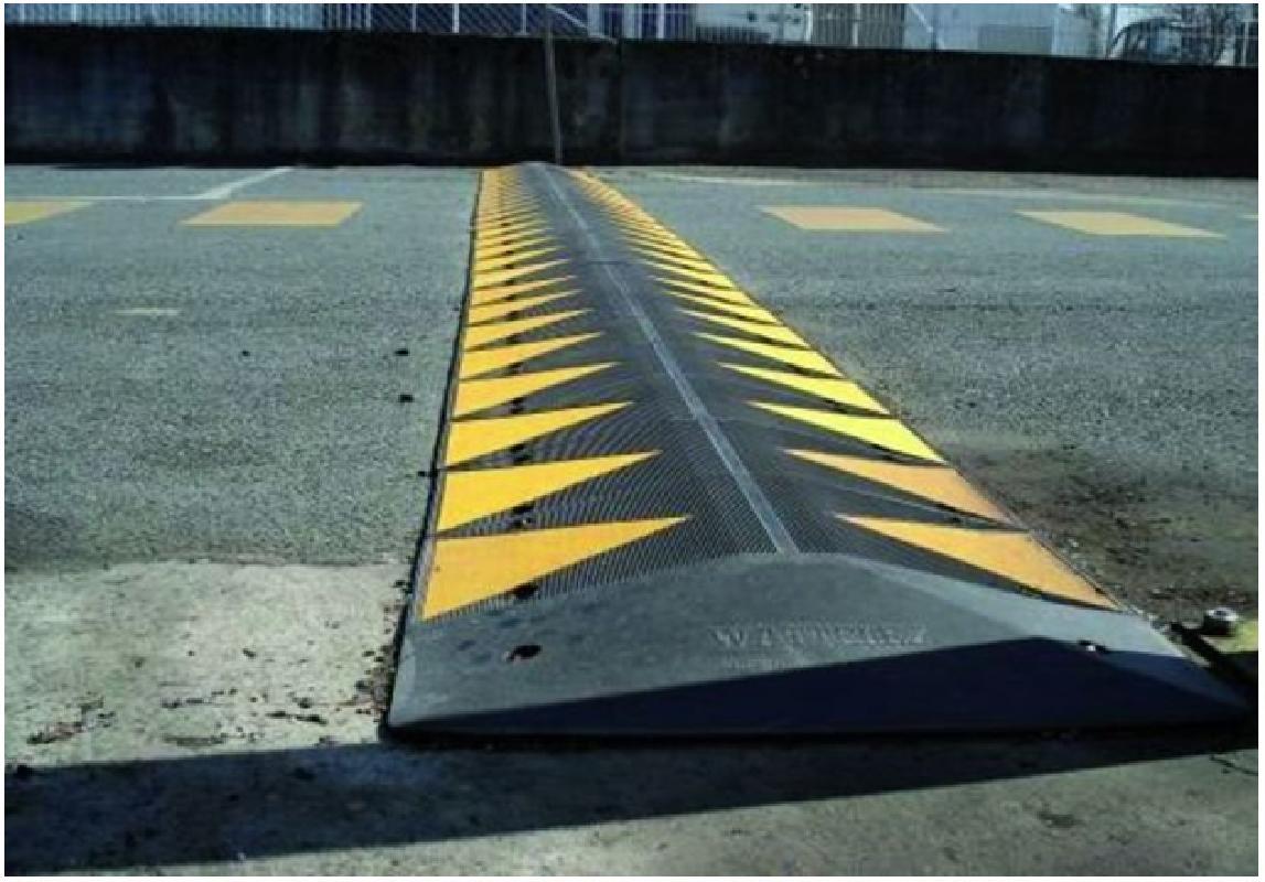 Les ralentisseurs de vitesse, les normes et les législations