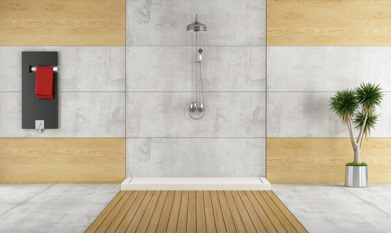 comment bien nettoyer et entretenir une douche. Black Bedroom Furniture Sets. Home Design Ideas