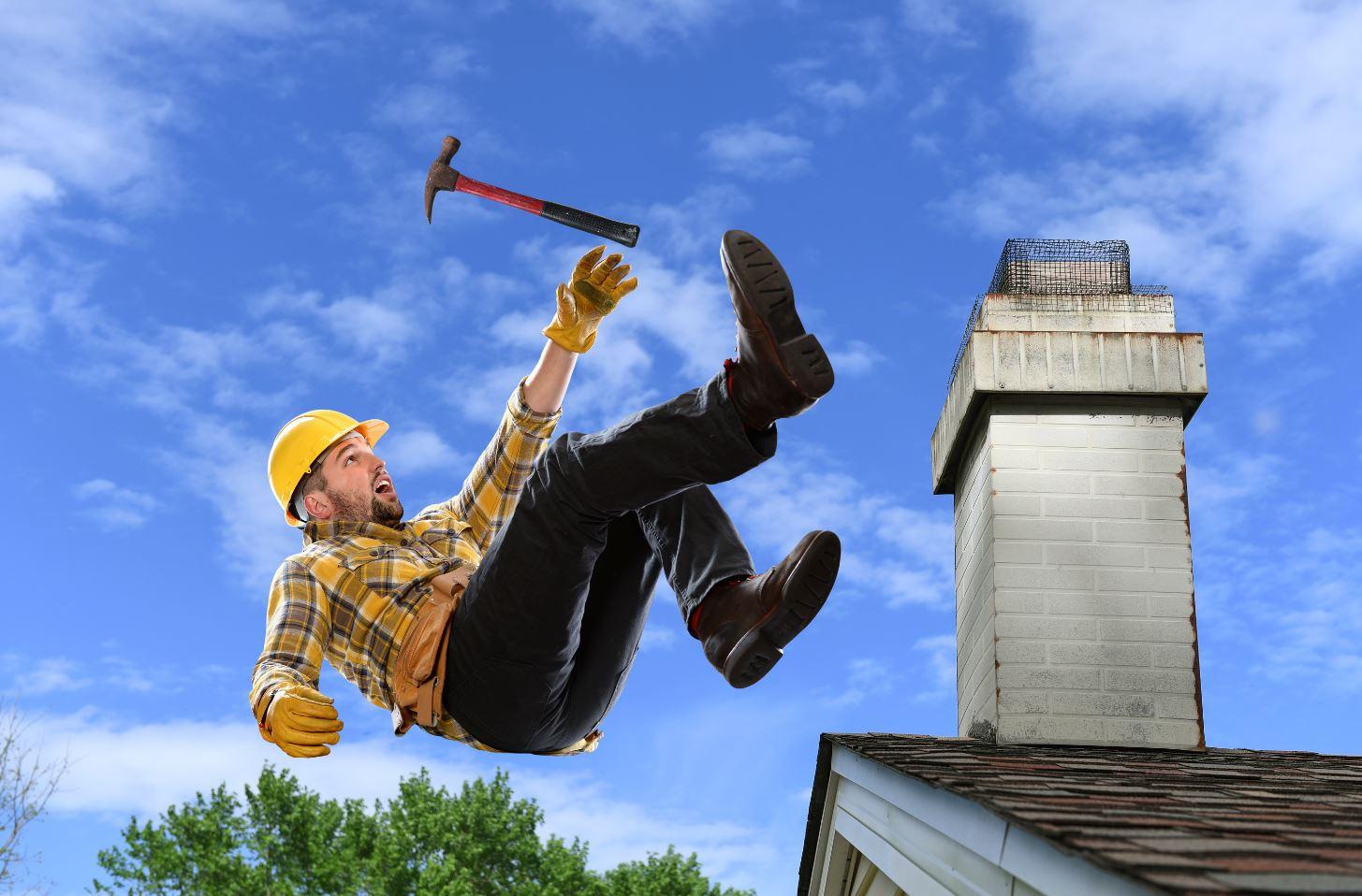 Travail en hauteur : comment se sécuriser sur un toit ?