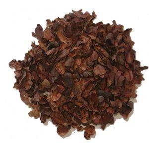 Paillage organique en cocoa