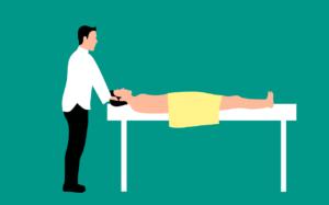 massage kiné